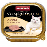Animonda Cat v. Feinsten Adult Rind Huhn 100g
