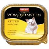 Animonda Cat v. Feinsten Kitten mit Geflügel 100g