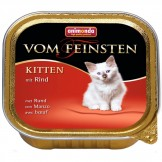 Animonda Cat v. Feinsten Kitten mit Rind 100g