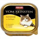 Animonda Cat v. Feinsten Senior mit Geflügel 100g