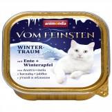 Animonda Cat v. Feinsten Wintertraum Ente + Winterapfel 100g