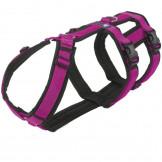 Anny-x Brustgeschirr Safety, schwarz/pink