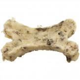 Bow Wow Natural Rinderhaut-Knochen mit Pansen 1 Stück