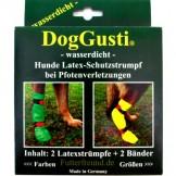 DogGusti Shop-Packung 2 Strümpfe + 2 Bänder