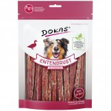 Dokas Dog Snack Entenbrust in Streifen 250g