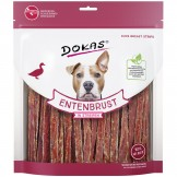 Dokas Dog Snack Entenbrust in Streifen 500g