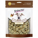 Dokas Dog Snack Hühnerbrust-Würfel mit Quinoa 150g