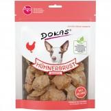 Dokas Dog Snack Hühnerbrust Nuggets 110g