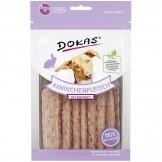 Dokas Dog Snack Kaninchenfleisch getrocknet 70g