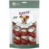 Dokas Dog Snack Kau-Spirale mit Entenbrust 3 Stück 110g