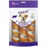Dokas Dog Snack Kau-Spirale mit Hühnerbrust 3 Stück 110g