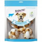 Dokas Dog Snack Kauknoten mit Fischhaut 250g