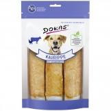 Dokas Dog Snack Kaurippe mit Hühnerbrust 210g