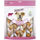 Dokas Dog Snack Kauzopf mit Fischhaut 240g