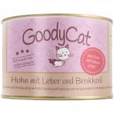 GoodyCat Dose Huhn mit Leber und Brokkoli 180g