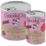 GoodyDog Dose Adult Rind mit Pastinaken