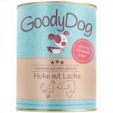 GoodyDog Dose Huhn mit Lachs 380g