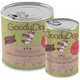 GoodyDog Dose Senior Light Lamm, Rind und Pastinaken