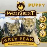 Wolfsblut Grey Peak PUPPY - getreidefrei