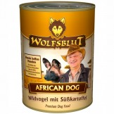 Wolfsblut Nassfutter African Dog
