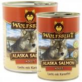 Wolfsblut Nassfutter Alaska Salmon