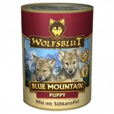 Wolfsblut Nassfutter Blue Mountain PUPPY
