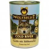 Wolfsblut Nassfutter Cold River