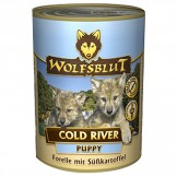 Wolfsblut Nassfutter Cold River PUPPY