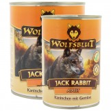 Wolfsblut Nassfutter Jack Rabbit