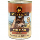 Wolfsblut Nassfutter Wide Plain
