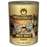 Wolfsblut Nassfutter Wild Duck PUPPY