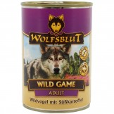 Wolfsblut Nassfutter Wild Game