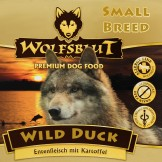 Wolfsblut Wild Duck - SMALL BREED