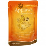 Applaws Cat Pouch Hühnerbrust & Kürbis 70g