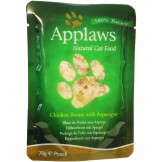 Applaws Cat Pouch Hühnerbrust & Spargel 70g
