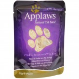 Applaws Cat Pouch Hühnerbrust & Wildreis 70g