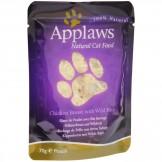 Applaws Cat Pouch Hühnerbrust & Wildreis 70g
