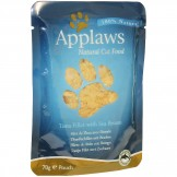 Applaws Cat Pouch Thunfischfilet & Seebrasse 70g