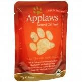 Applaws Cat Pouch Thunfischfilet & Pazific Garnelen 70g