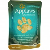 Applaws Cat Pouch Thunfischfilet & ganze Sardelle 70g