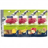 Dr. Clauders Meat n Fruit Snacks 80g