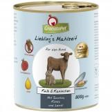 Granatapet Lieblingsmahlzeit Kalb & Kaninchen