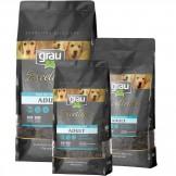 Grau Excellence ADULT -getreidefrei- Ente und Kartoffel