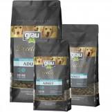 Grau Excellence ADULT -getreidefrei- Forelle und Kartoffel