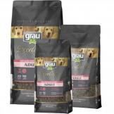 Grau Excellence ADULT -getreidefrei- Lachs und Kartoffel