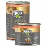 Grau Excellence ADULT Lachs mit Pastinaken & Karotten