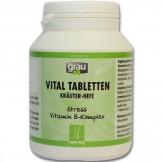 Grau Kräuter Hefe Tabletten