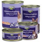 Grau Schlemmertöpfchen Geflügel & Seefisch
