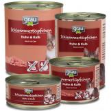 Grau Schlemmertöpfchen Huhn & Kalb