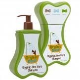Organic Oscar Aloe Vera Shampoo, 236,6ml